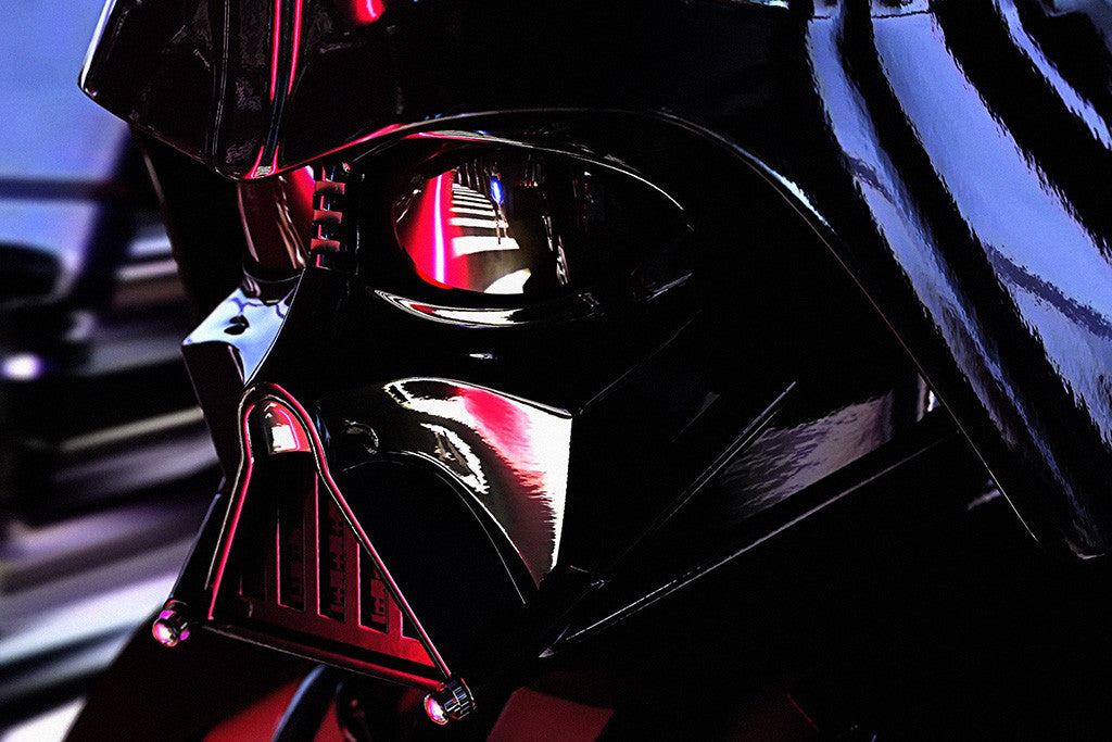 Darth Vader Star Wars Poster