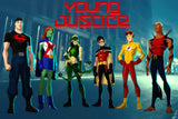 Young Justice Invasion Poster