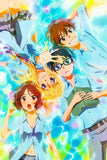 Your Lie In April Manga Poster
