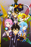 Game Sword Art Online Poster