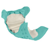 internal view of elemental organic cotton all in one cloth nappy by bum genius