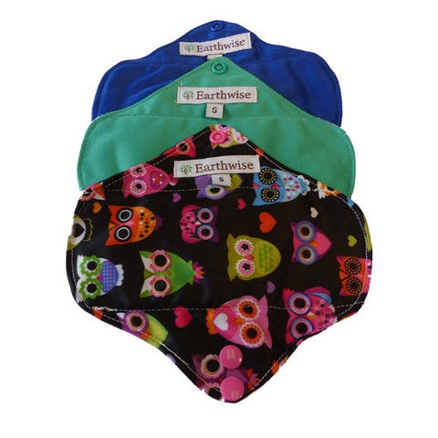 Earthwise Cloth Pads