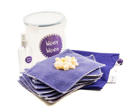 Wipey Wipes Kit