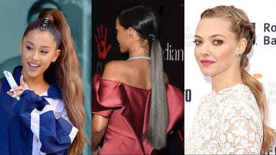 A Ponytail for Any and Every Occasion!
