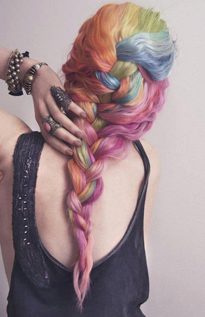 Homemade Beauty 101: Kool-Aid Hair Dye