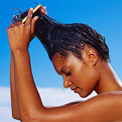 How to Moisturize Your Hair While Wearing a Sew In Weave