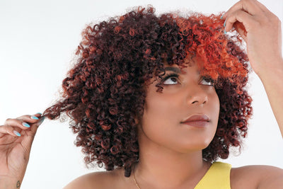 5 Natural Hairstyles for Curly Hair in the Summer