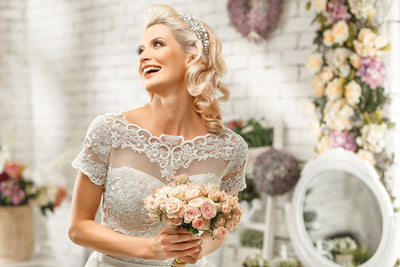 Elegant Wedding Hair Trends for 2021