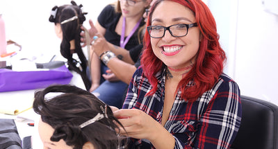 Become an All-Star Stylist with Our Hair Extension Classes