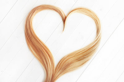 The Secret to Beautiful Hair is a Healthy Heart