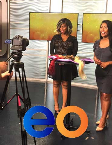 Featured on EyeOpener TV