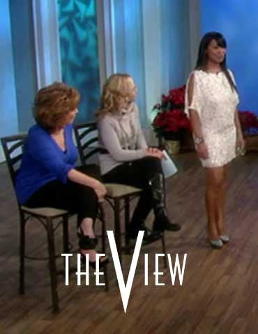 Featured on 'The View'