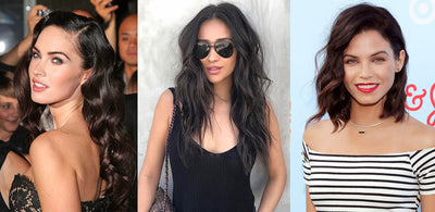 The Best Celebrity Hairstyles for Wavy Hair