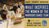 An Inside Look at the Golden State Warriors Dance Team