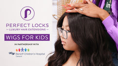 Helping Kids with Wigs in the Bay Area