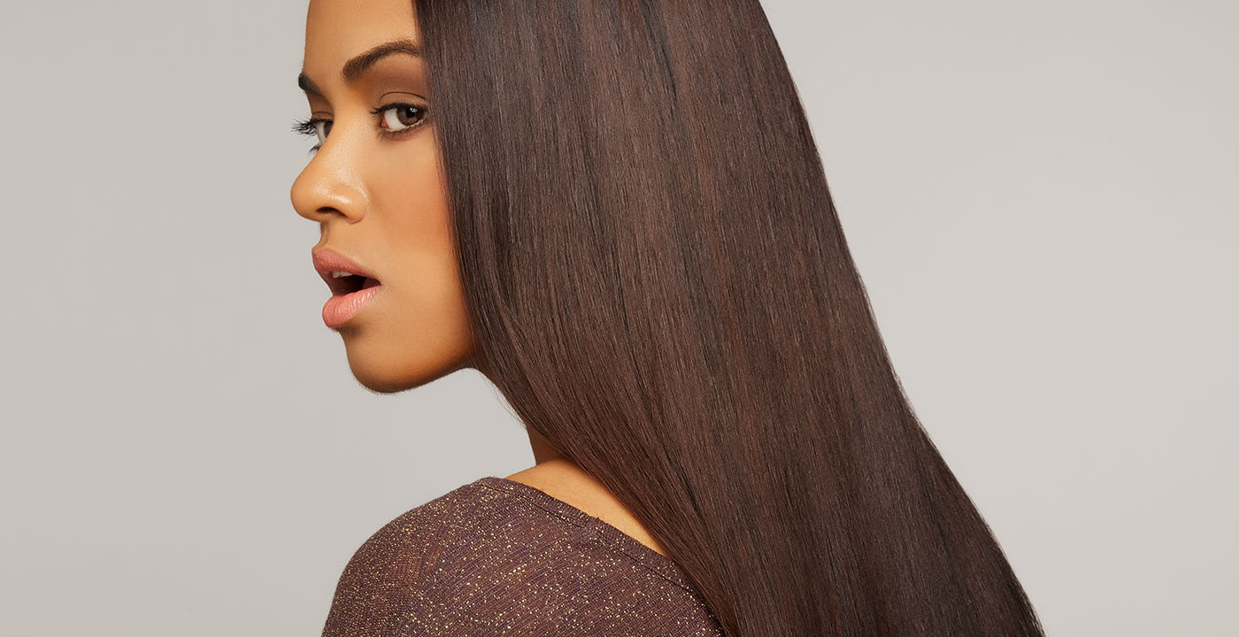 brown sew in weaves