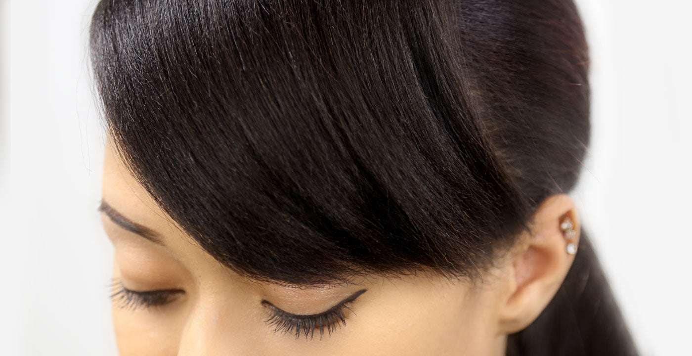 clip-in bang extensions