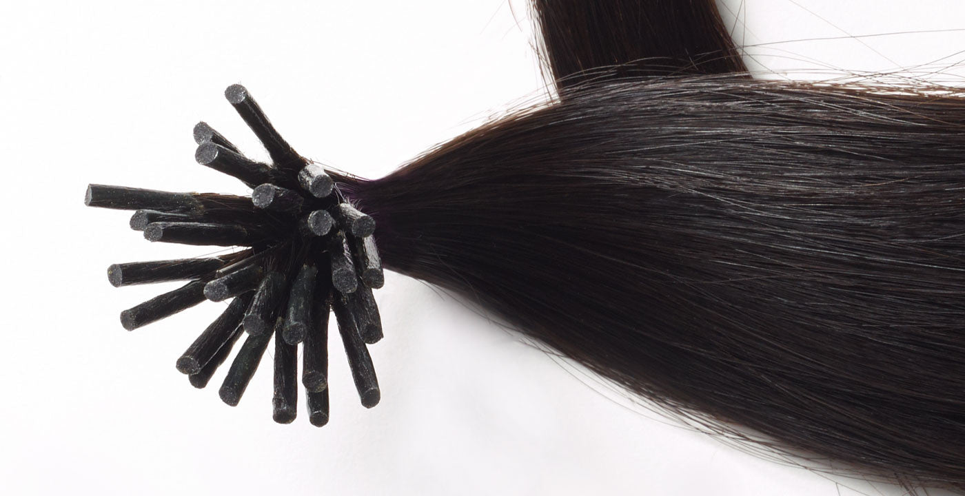 fusion i-tip hair extensions