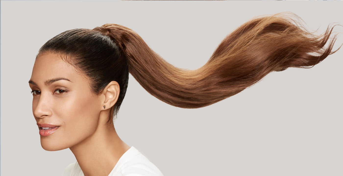 clip-in ponytail extensions