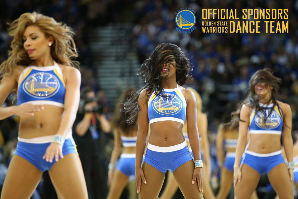 warriors dance team