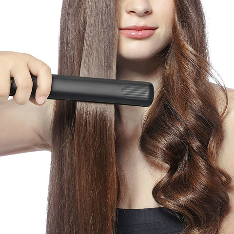 flat iron hair extensions