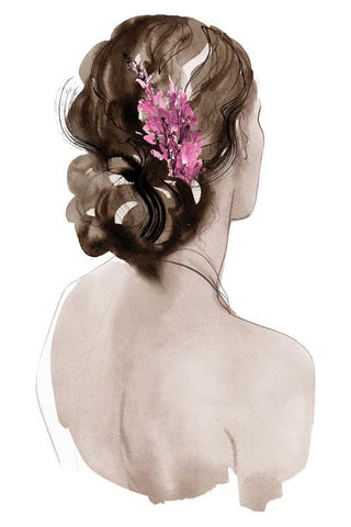Wispy Flowers and Chignons