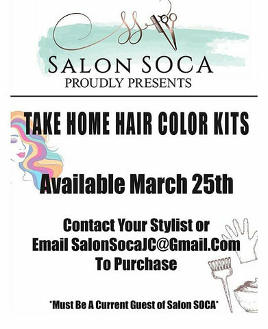 take home color care kits