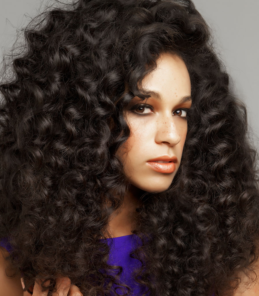 Miraculous Caring For Your Curly Virgin Indian Hair Extensions Perfect Locks Short Hairstyles Gunalazisus