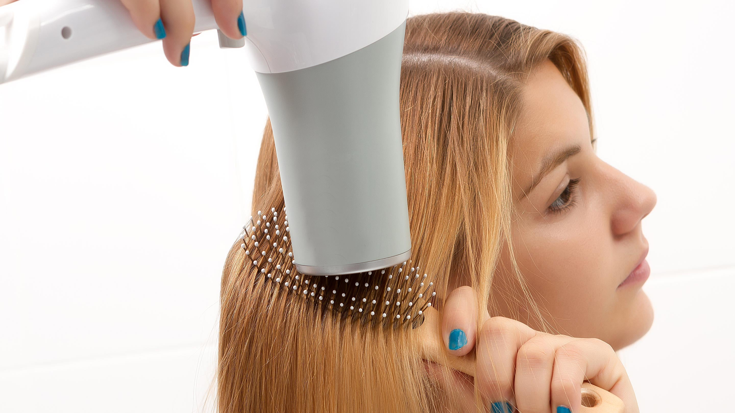 styling tools for blowout hair