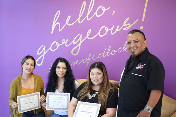 hair extension class certification