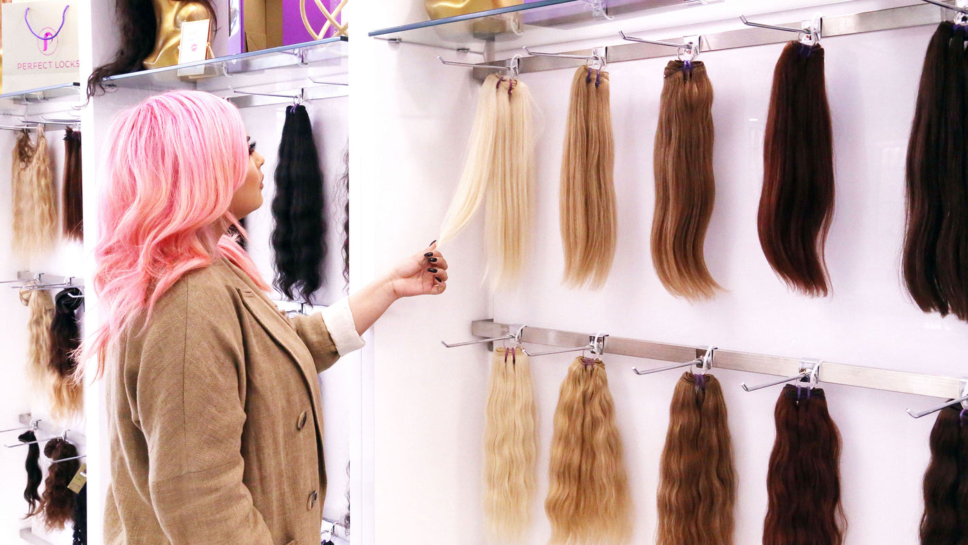 bay area hair extension store