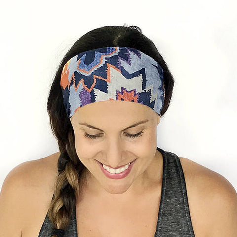 yoga headband from etsy