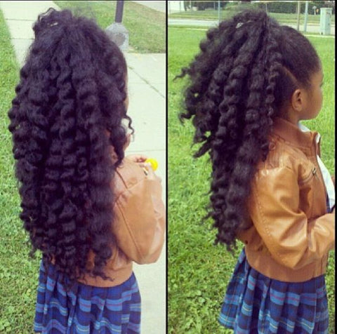 African American Children\'s Hairstyles and Tips