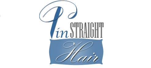 Pin Straight Hair