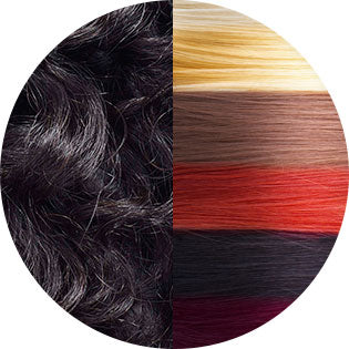 multiple texture and natural color options