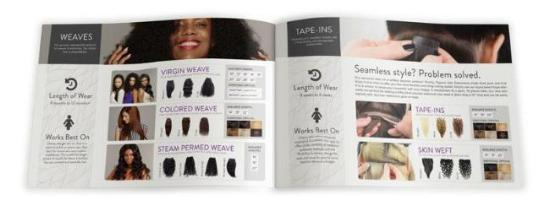 Request a Hair Extension Catalog | Perfect Locks