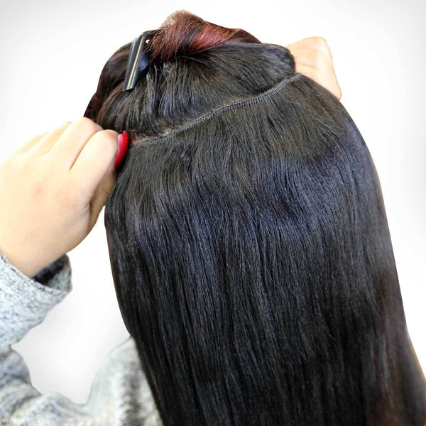 Wavy Clip In Hair Extensions For Volume Perfect Locks