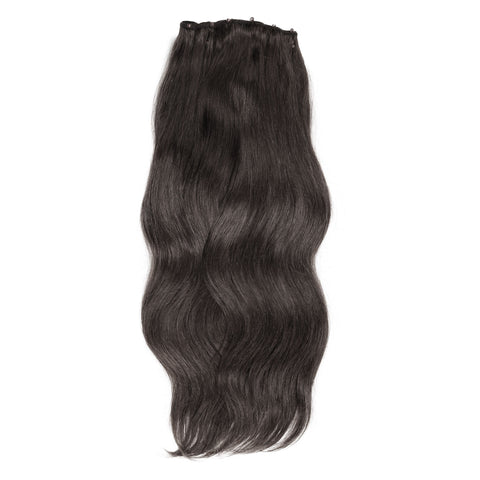 Straight Beaded Weft Extensions