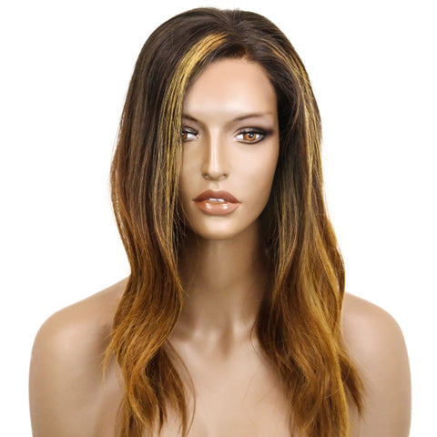 Boho Beauty Lace Front Wig
