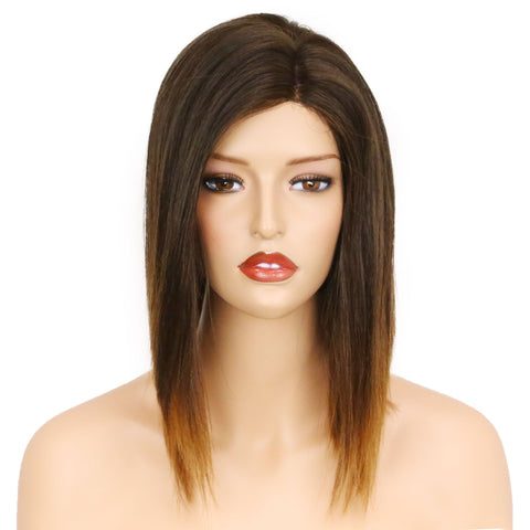 Caramel Mocha Lace Front Wig | Perfect Locks