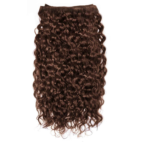 Curly Colored Hair Weave | Perfect Locks