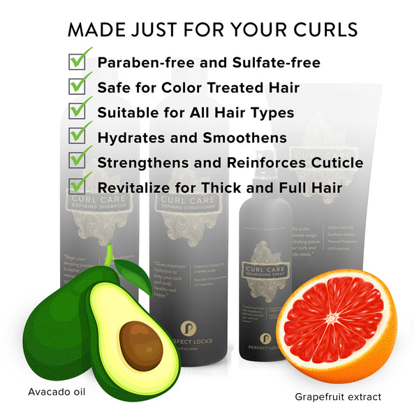 Curl Care Mega Bundle