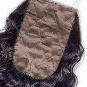 Curly Silk Base Closure