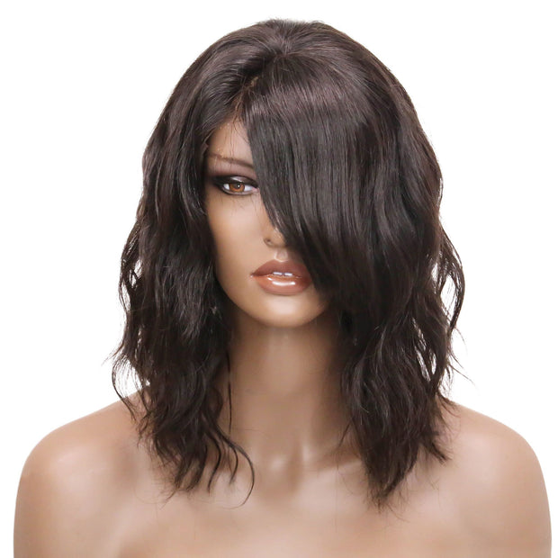 Fringe with Benefits Lace Front Wig