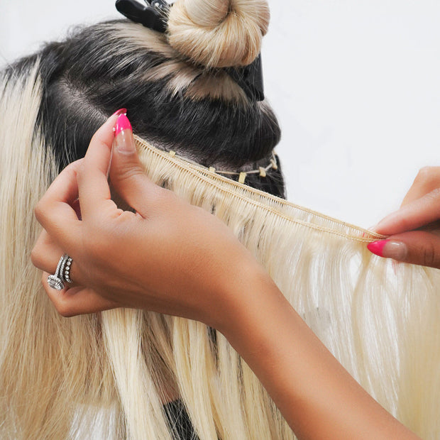 NBR hair extensions