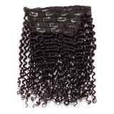 tight curly clip-in hair extensions