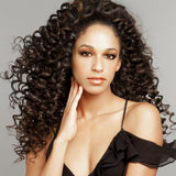 Tight Curly 7 Piece Clip-In Set