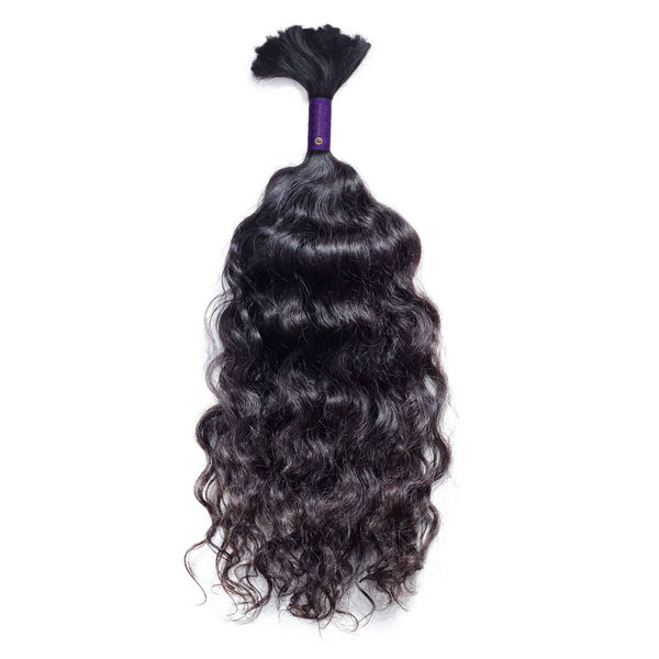 curly bulk braiding hair extensions