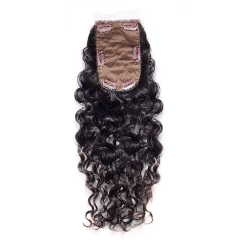 Curly Clip-In Closure