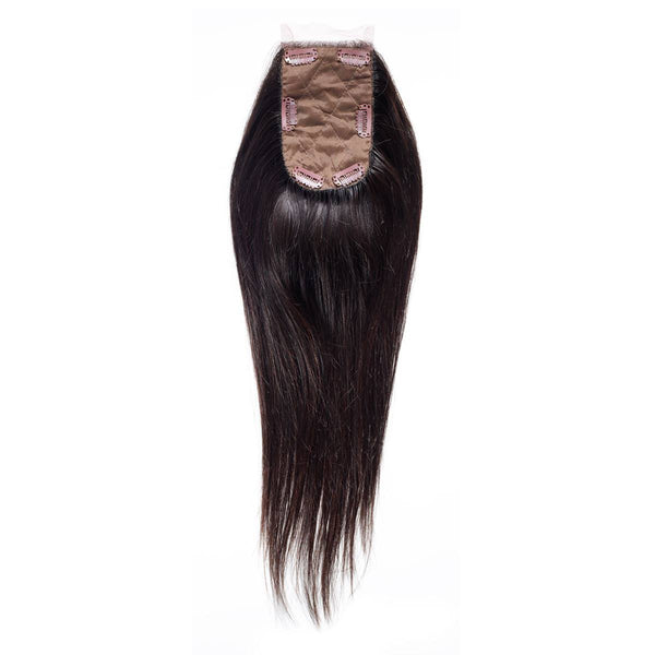 Straight Clip-In Closure